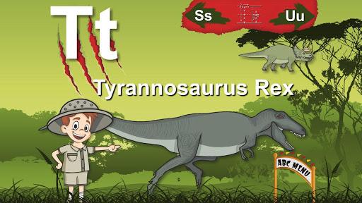 玩免費教育APP|下載Dinosaur Park ABC app不用錢|硬是要APP