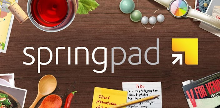 Springpad for Android