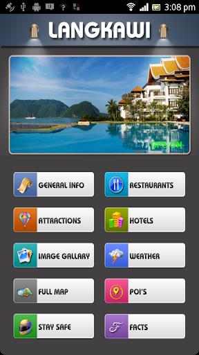 Langkawi Offline Travel Guide