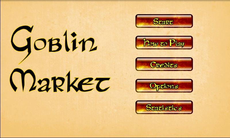 Goblin Market- screenshot