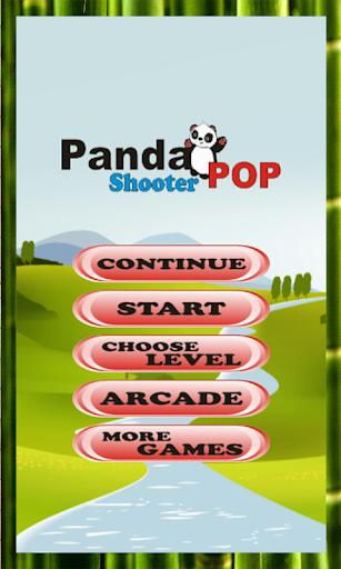 Panda Bubble Shooter Pop