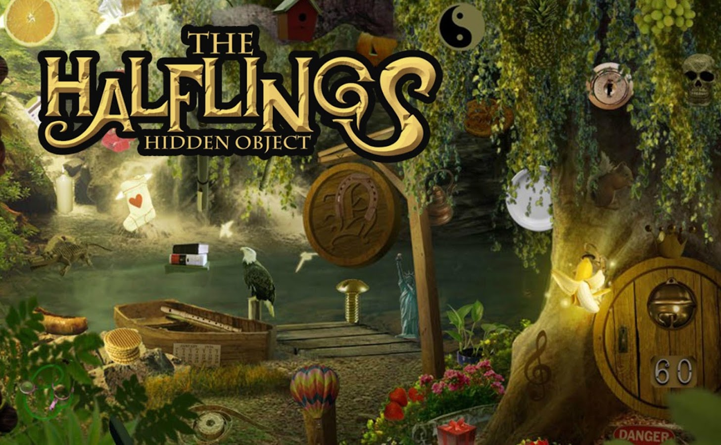 Hidden Object - Halflings FREE- screenshot
