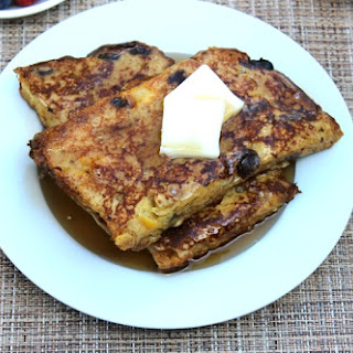 Panettone French Toast.