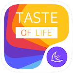 Taste of Life theme for APUS v1.0
