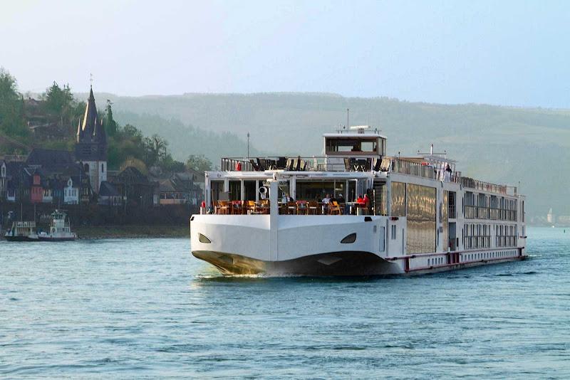 Viking Mimir sails the Rhine River.