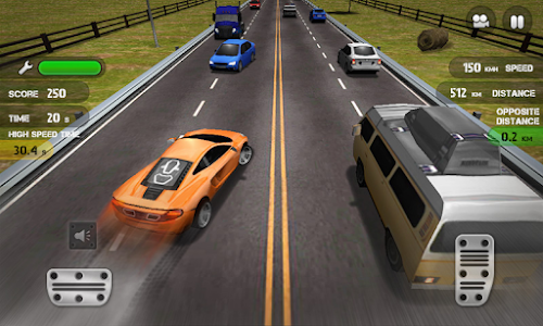 Race The Traffic v1.0.11
