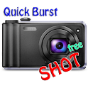 Quick Burst Shot (free) logo