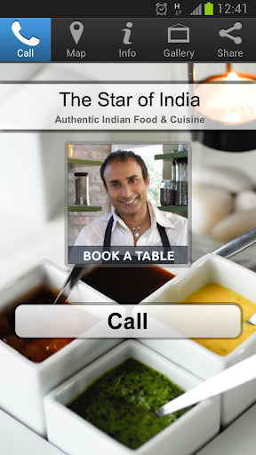 The Star of India Restaurant