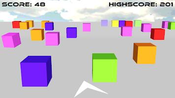 Screenshot of Cube Runner (No Ads)