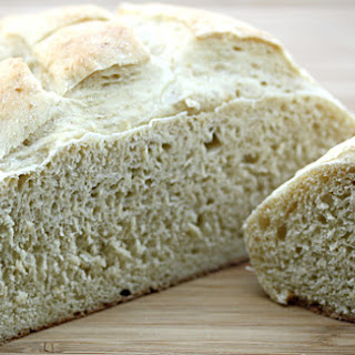Soft and Chewy Oatmeal Bread.