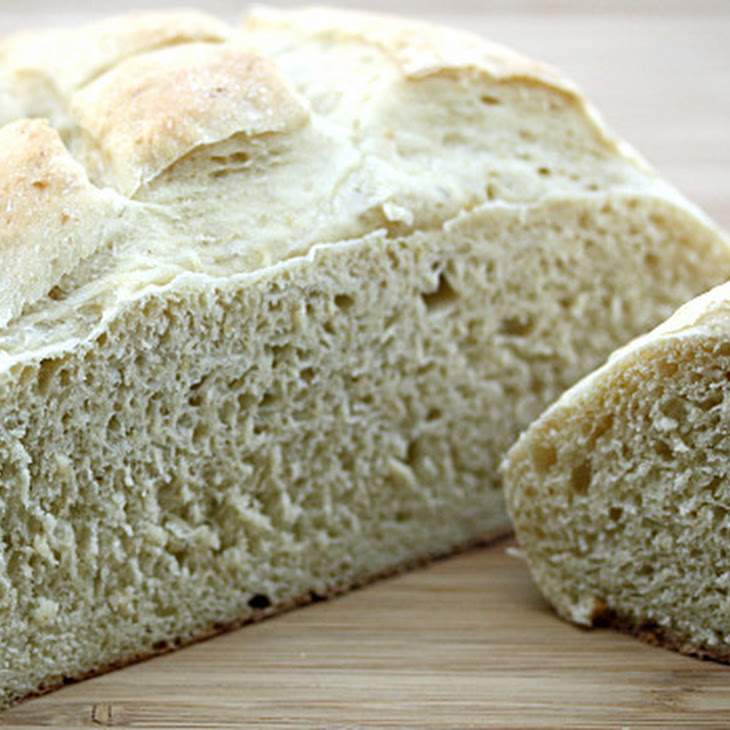 Soft and Chewy Oatmeal Bread