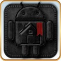 Black Android Apex/Go Theme icon