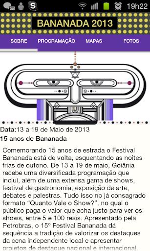 Bananada 2013