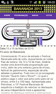 Bananada 2013 - screenshot thumbnail