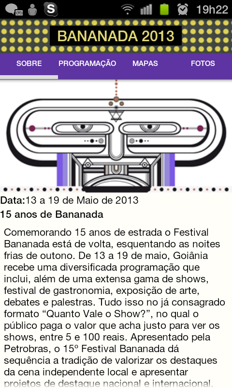Bananada 2013 - screenshot