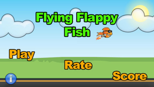 Flying Flappy Fish