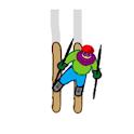 Ski Ski Ski logo