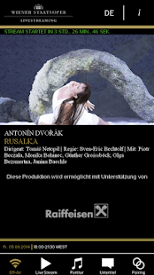 StaatsoperLive – Miniaturansicht des Screenshots