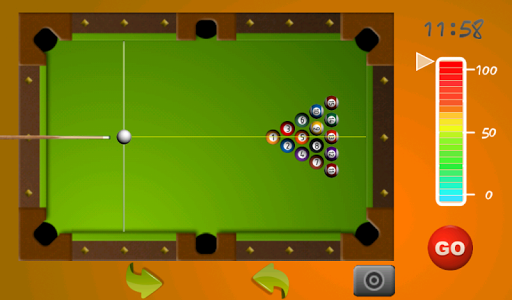 Pool Billiards Snooker Game