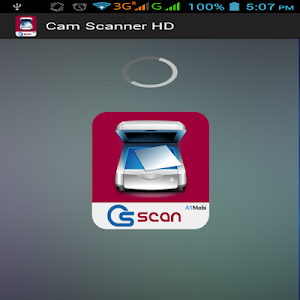 Cam Scanner HD screenshot 1