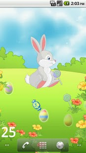 Easter Egg Hunt LWP - screenshot thumbnail