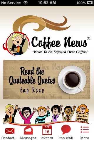 Pearl River Coffee News