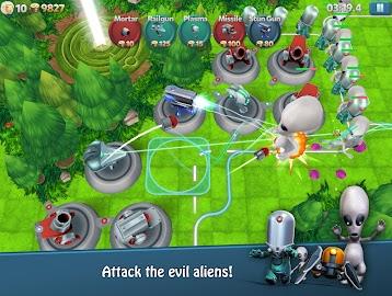 Tower Madness 2: 3D Defense Screenshot 6