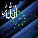 Allah Clock Live Wallpaper icon