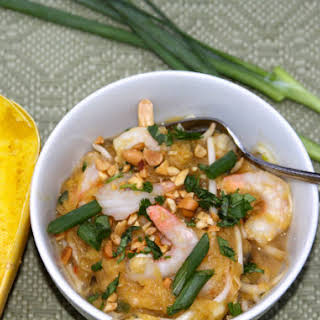 Spaghetti Squash Pad Thai.