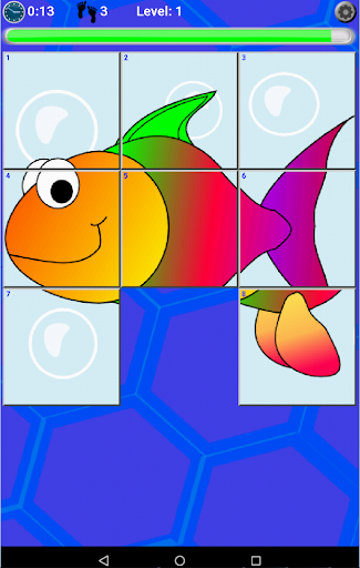 Kids Slide Puzzle 1.9 screenshots 17