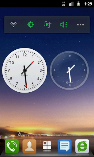 360時鐘(小工具 小插件 小部件)