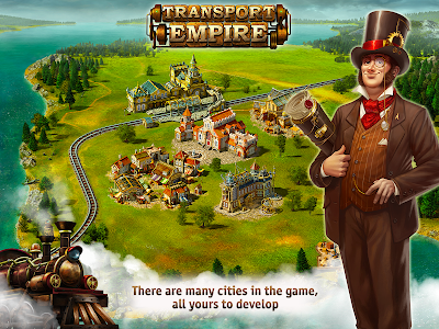 Transport Empire: Steam Tycoon v1.06.25