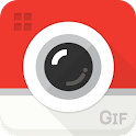 GIF Camera - GIF with Stickers icon