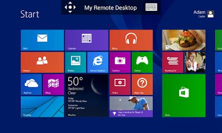 Microsoft Remote Desktop Screenshot 30
