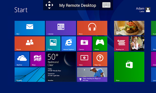 Microsoft Remote Desktop Screenshot 30