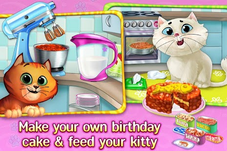 Kitty Cat Birthday Surprise - screenshot thumbnail