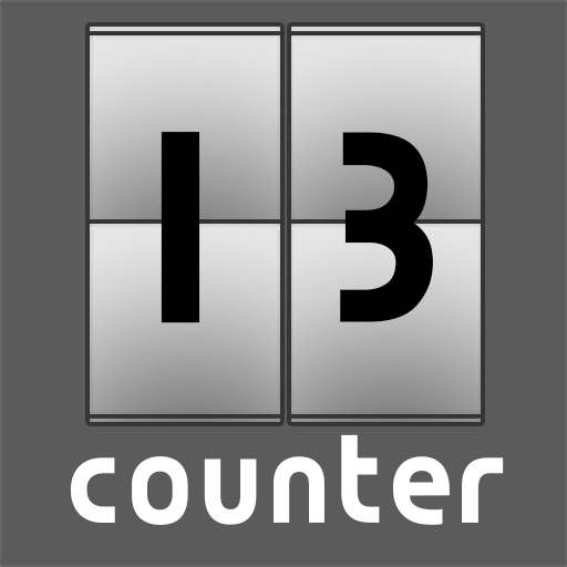 카운터 Counter LOGO-APP點子
