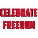 Celebrate Freedom logo