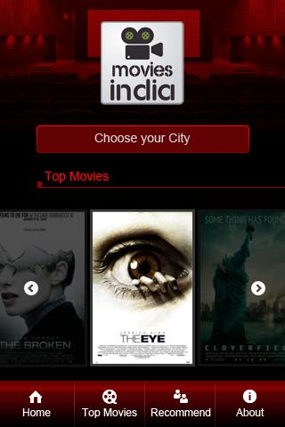 MoviesIndia - screenshot