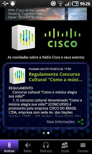 Radio Cisco