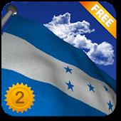 Honduras Flag - LWP