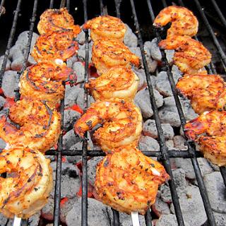 Lemon & Spice Grilled Shrimp Recipe