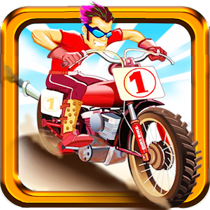 Desert Rage - Bike Racing Game