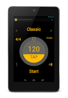 Screenshot of JEOS: Groove Metronome FREE
