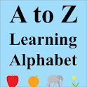 A to Z Learning Alphabet icon