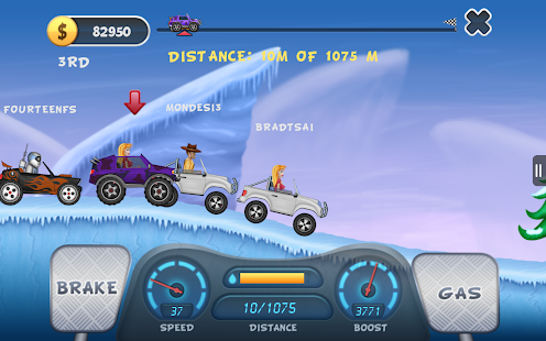 玩賽車遊戲App|Hill Racing Online Multiplayer免費|APP試玩