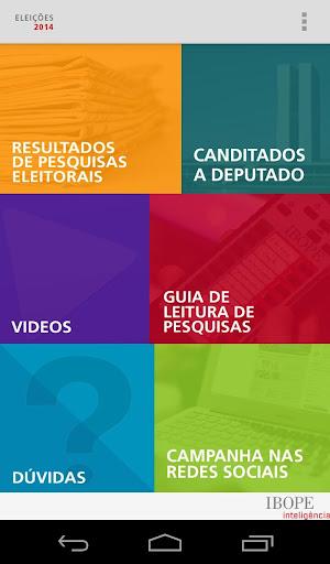 Eleições 2014 IBOPE