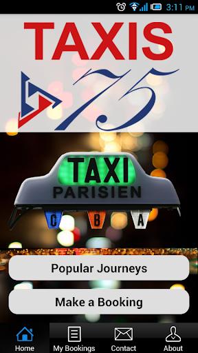 TAXIS 75 - Paris Online Taxi