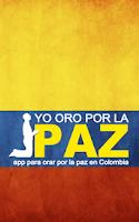 Screenshot of Yo Oro por la Paz