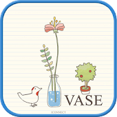 vase go launcher theme